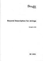 BEYOND DESCRIPTION FOR STRINGS