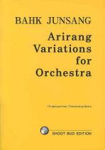 ARIRANG VARIATIONS FOR ORCHESTRA