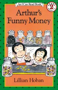 Arthur's Funny Money (Book+Audio CD)