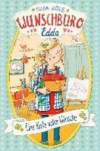 Wunschbuero Edda - Eine Kiste voller Wuensche - Band 1
