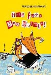 Herr Fuchs mag Buecher