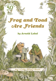 Frog and Toad Are Friends (Caldecott Honor Book)