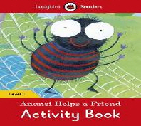 Anansi Helps a Friend(Activity Book)