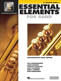 Essential Elements for Band - BB Trumpet Book 1 with Eei