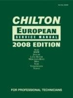 Chilton European Service Manual, 2008 Edition