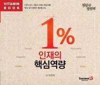 1% 인재의 핵심역량