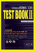링구아포럼 TOEFL CBT TEST BOOK 2(T:3 교:1)