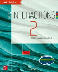 New Interactions Listening & Speaking. 2 (Asia Edition)