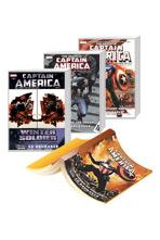 캡틴 아메리카 인기시리즈 묶음세트 (4종)