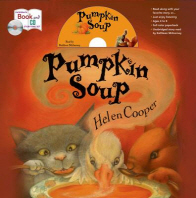 Pumpkin Soup Storytime Set [With CD (Audio)]