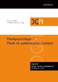 Musikpsychologie - Musik im audiovisuellen Kontext