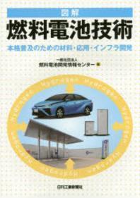 圖解燃料電池技術 本格普及のための材料.應用.インフラ開發