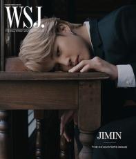 The Wall Street Journal USA(2020년 11월)(커버: BTS 방탄소년단 JIMIN)