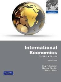 International Economics. Paul R. Krugman, Maurice Obstfeld
