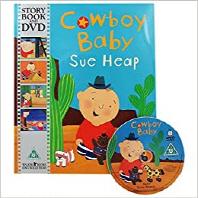 Cowboy Baby (Storybook & DVD)