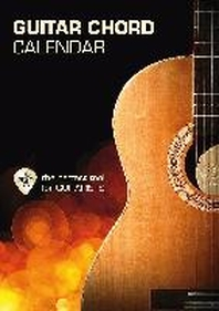 Guitar Chord Calendar (Gitarren Akkord Kalender)