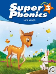 Super Phonics(슈퍼 파닉스). 3(SB)