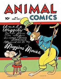 Animal Comics # 3