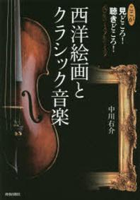 ここが見どころ!聽きどころ!西洋繪畵とクラシック音樂