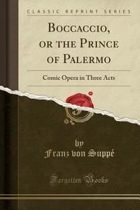 Boccaccio, or the Prince of Palermo