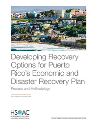 Developing Recovery Options for Puerto Rico's Economic and Disaster Recovery Plan
