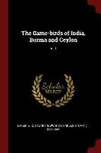 The Game-Birds of India, Burma and Ceylon