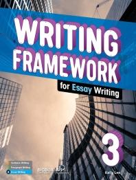 Writing Framework (Essay). 3 Student Book (with BIGBOX)