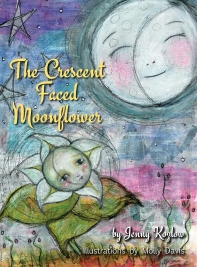 The Crescent Faced Moonflower