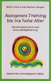 Autogenes Training mit ?lteren Menschen