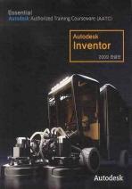 AUTODESK INVENTOR(ESSENTIAL)(한글판)(2009)