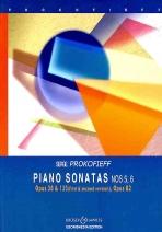 프로코피에프 피아노 소나타 제5번 제6번