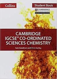 Cambridge IGCSE Co-ordinated Sciences Chemistry