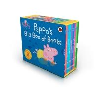 Peppa's Big Box of Books