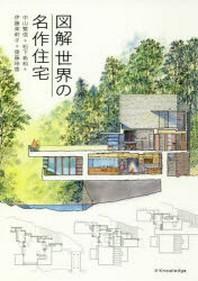圖解世界の名作住宅