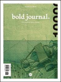 볼드 저널(Bold Journal) Issue No. 11: Money