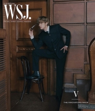 The Wall Street Journal USA(2020년 11월)(커버: BTS 방탄소년단 V)