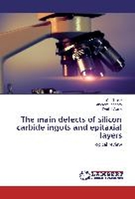 The main defects of silicon carbide ingots and epitaxial layers