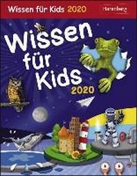 Wissen fuer Kids - Kalender 2020