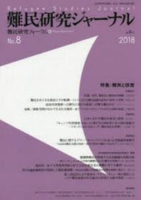 難民硏究ジャ-ナル 第8號(2018)