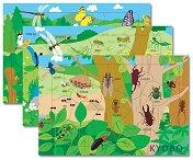 숲 속 곤충(파노라마 퍼즐)