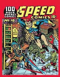 Speed Comics #16