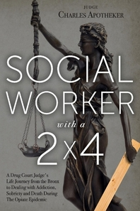Social Worker with a 2' by 4'