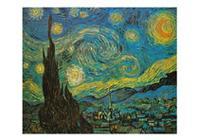 재원브로마이드. 29: 고흐/별이 빛나는 밤