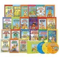[세이펜BOOK] 아서 어드벤쳐 세이펜 버전 Arthur Adventure 21종 (Paperback + Mp3 CD)