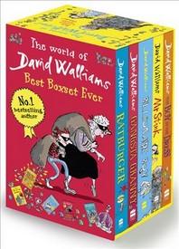 David Walliams 5 Book Set