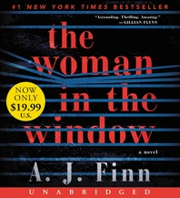 The Woman in the Window Low Price CD