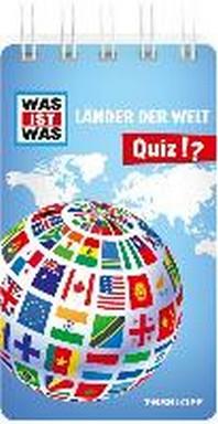 WAS IST WAS Quiz Laender der Welt