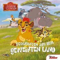 Die Garde der Loewen - Geschichten aus dem Geweihten Land