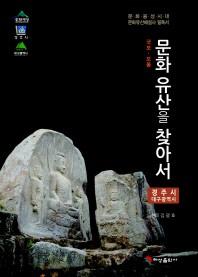 국보 보물 문화유산을 찾아서: 경주시 대구광역시 편