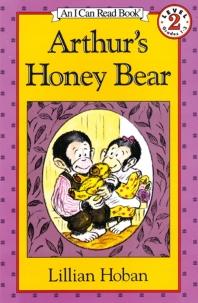 Arthur's Honey Bear (Book+Audio CD)